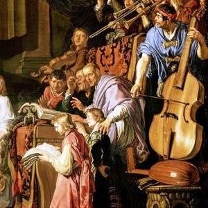 Met Bach door het jaar (31): Twee cantates