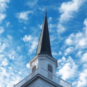 De geheime geschiedenis : Liedjes over kerken