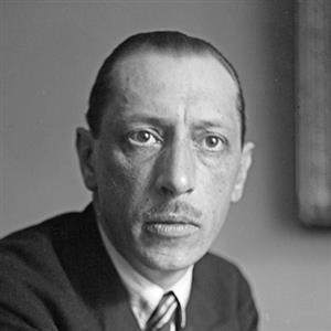 Bekijk details van Basiscollectie klassiek: Igor Stravinski